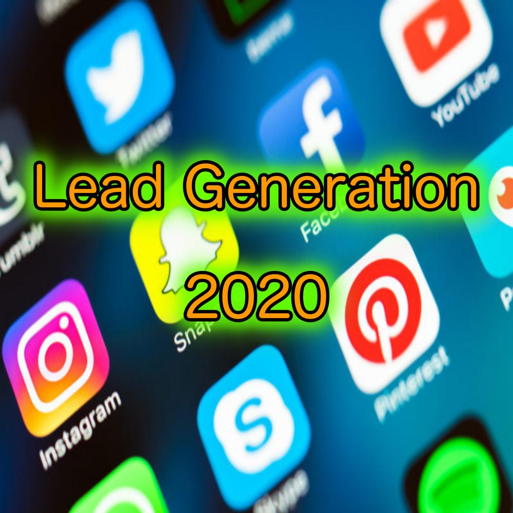 Lead Generation 2020
